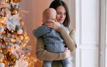 Екатерина и Мирон 11 месяцев