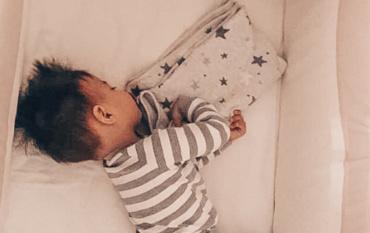 Аксессуары для сна в комнате малыша